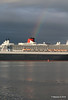 Rainbow QM2 Remastered Departing Southampton for New York PDM 23-06-2016 20-14-24