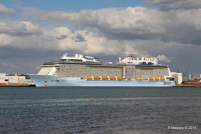 ANTHEM OF THE SEAS Southampton PDM 15-08-2015 16-41-25