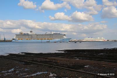ANTHEM OF THE SEAS BRITANNIA Southampton PDM 15-08-2015 16-54-03