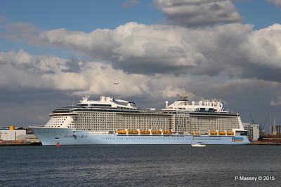 ANTHEM OF THE SEAS Southampton PDM 15-08-2015 16-38-36