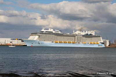 ANTHEM OF THE SEAS Southampton PDM 15-08-2015 16-39-27