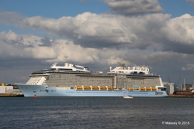 ANTHEM OF THE SEAS Southampton PDM 15-08-2015 16-38-37