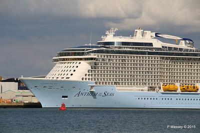 ANTHEM OF THE SEAS Southampton PDM 15-08-2015 16-39-37