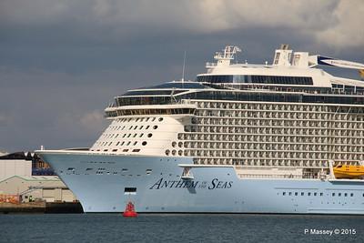ANTHEM OF THE SEAS Southampton PDM 15-08-2015 16-41-21