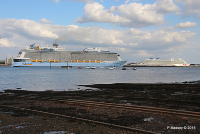 ANTHEM OF THE SEAS BRITANNIA Southampton PDM 15-08-2015 16-56-03