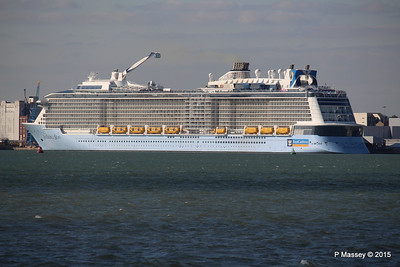 ANTHEM OF THE SEAS Southampton PDM 22-04-2015 17-00-57