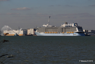 GRANDE SCANDINAVIA ANTHEM OF THE SEAS Maiden Voyage Southampton PDM 22-04-2015 17-03-35