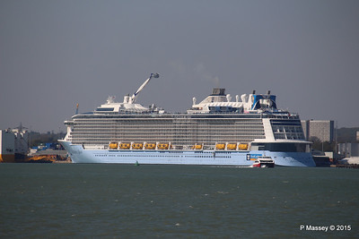 ANTHEM OF THE SEAS Southampton PDM 22-04-2015 15-29-031