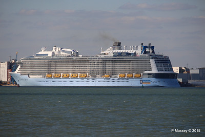 ANTHEM OF THE SEAS Southampton PDM 22-04-2015 16-40-18