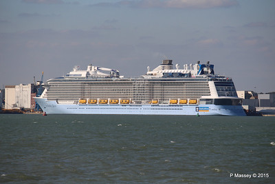 ANTHEM OF THE SEAS Southampton PDM 22-04-2015 16-23-05