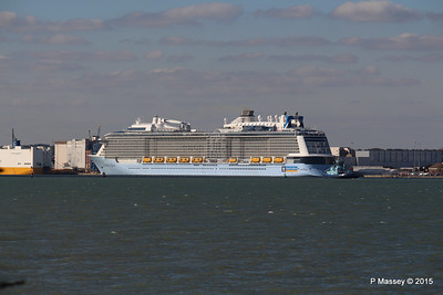 ANTHEM OF THE SEAS Southampton PDM 22-04-2015 16-44-35