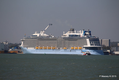 ANTHEM OF THE SEAS Southampton PDM 22-04-2015 15-29-030