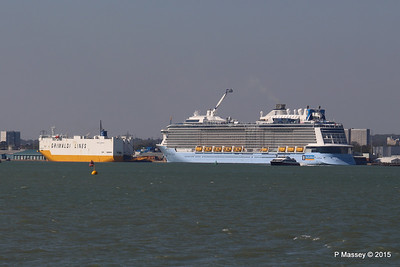 GRANDE SCANDINAVIA ANTHEM OF THE SEAS Southampton PDM 22-04-2015 15-29-43