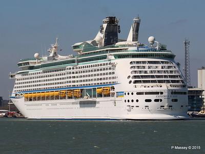 EXPLORER OF THE SEAS Southampton 22 Apr 2015 22-04-2015 15-21-56