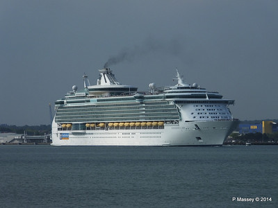 INDEPENDENCE OF THE SEAS Southampton PDM 17-05-2014 16-56-06
