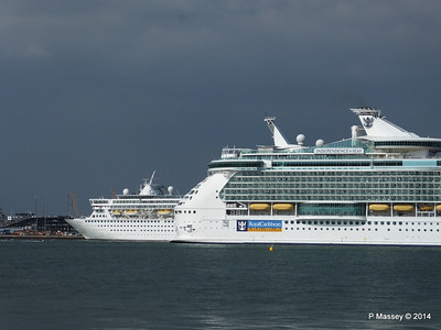 BALMORAL INDEPENDENCE OF THE SEAS Southampton PDM 17-05-2014 17-02-29