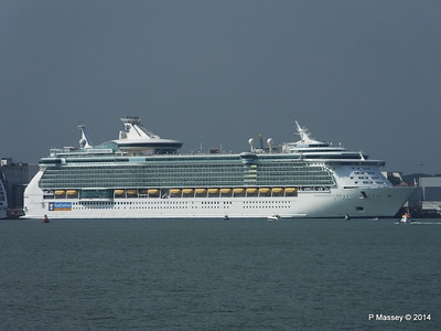 INDEPENDENCE OF THE SEAS Southampton PDM 17-05-2014 16-29-41