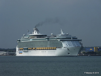 INDEPENDENCE OF THE SEAS Southampton PDM 17-05-2014 16-56-03