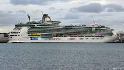 INDEPENDENCE OF THE SEAS Southampton PDM 30-09-2017 15-33-03