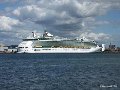 INDEPENDENCE OF THE SEAS Southampton PDM 23-08-2014 14-27-052