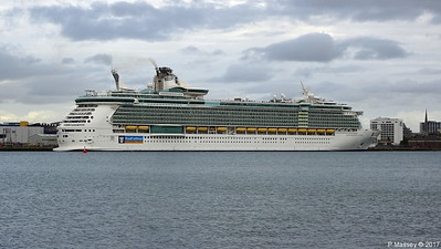 INDEPENDENCE OF THE SEAS Southampton PDM 30-09-2017 15-32-43
