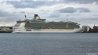 INDEPENDENCE OF THE SEAS Southampton PDM 30-09-2017 15-32-41