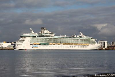 INDEPENDENCE OF THE SEAS Southampton PDM 14-10-2017 15-59-55
