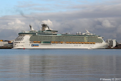 INDEPENDENCE OF THE SEAS Southampton PDM 14-10-2017 16-23-03