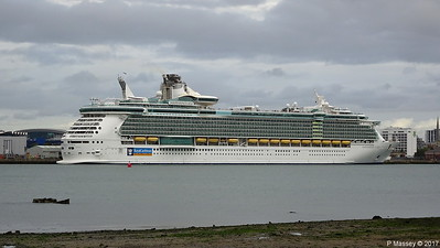 INDEPENDENCE OF THE SEAS Southampton PDM 30-09-2017 15-39-38