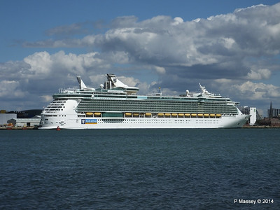 INDEPENDENCE OF THE SEAS Southampton PDM 23-08-2014 14-33-29