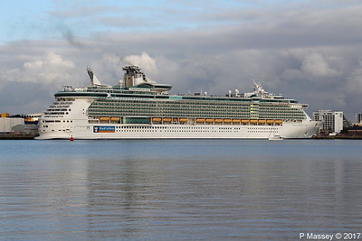 INDEPENDENCE OF THE SEAS Southampton PDM 14-10-2017 16-23-01