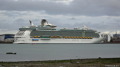 INDEPENDENCE OF THE SEAS Southampton PDM 30-09-2017 15-39-33