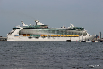 NAVIGATOR OF THE SEAS Departing Southampton PDM 06-06-2016 16-35-57