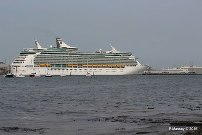 NAVIGATOR OF THE SEAS Departing ASTORIA Southampton PDM 06-06-2016 16-37-59