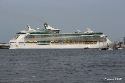 NAVIGATOR OF THE SEAS Departing Southampton PDM 06-06-2016 16-35-52