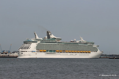 NAVIGATOR OF THE SEAS Departing Southampton PDM 06-06-2016 16-39-21