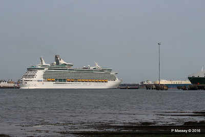 NAVIGATOR OF THE SEAS Departing FAUST MORNING CALYPSO Southampton PDM 06-06-2016 16-39-31