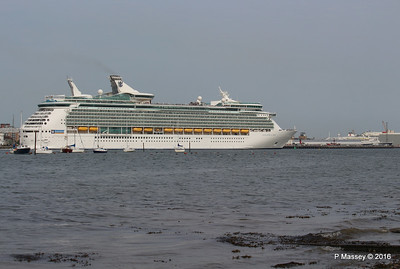 NAVIGATOR OF THE SEAS Departing ASTORIA Southampton PDM 06-06-2016 16-37-57