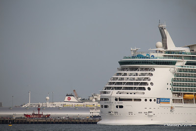 NAVIGATOR OF THE SEAS Departing ASTORIA Southampton PDM 06-06-2016 16-39-55