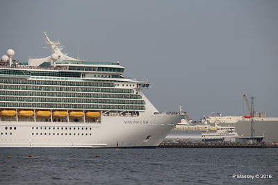 NAVIGATOR OF THE SEAS Departing ASTORIA Southampton PDM 06-06-2016 16-38-22