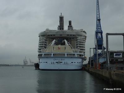 OASIS OF THE SEAS Southampton PDM 15-10-2014 13-54-052