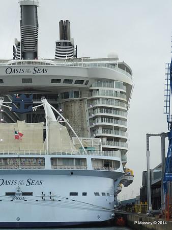 OASIS OF THE SEAS Southampton PDM 15-10-2014 13-54-22