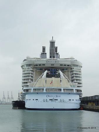 OASIS OF THE SEAS Southampton PDM 15-10-2014 13-53-043