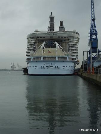 OASIS OF THE SEAS Southampton PDM 15-10-2014 13-54-047