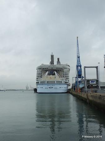OASIS OF THE SEAS Southampton PDM 15-10-2014 13-54-032