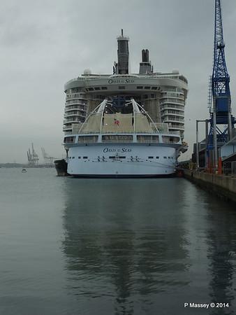 OASIS OF THE SEAS Southampton PDM 15-10-2014 13-54-46