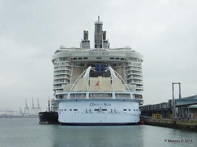 OASIS OF THE SEAS Southampton PDM 15-10-2014 13-53-38