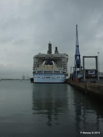 OASIS OF THE SEAS Southampton PDM 15-10-2014 13-54-043