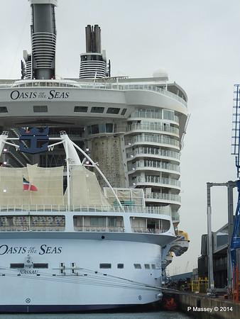 OASIS OF THE SEAS Southampton PDM 15-10-2014 13-54-023