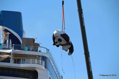 OVATION OF THE SEAS Raising Panda Southampton PDM 12-04-2016 15-24-13